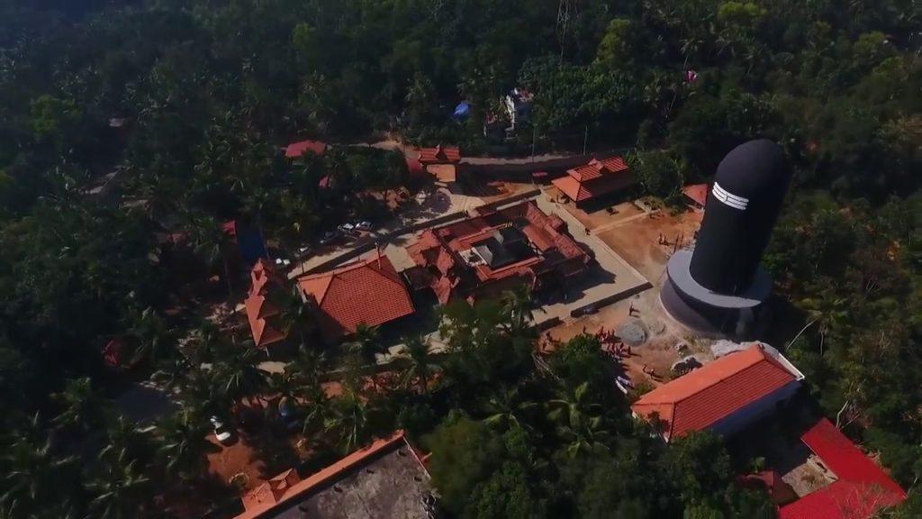 Maheswaram Sri Sivaparvathi temple