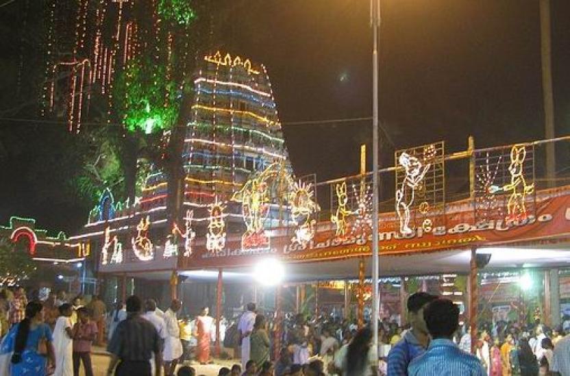 Karikkakom Devi Temple