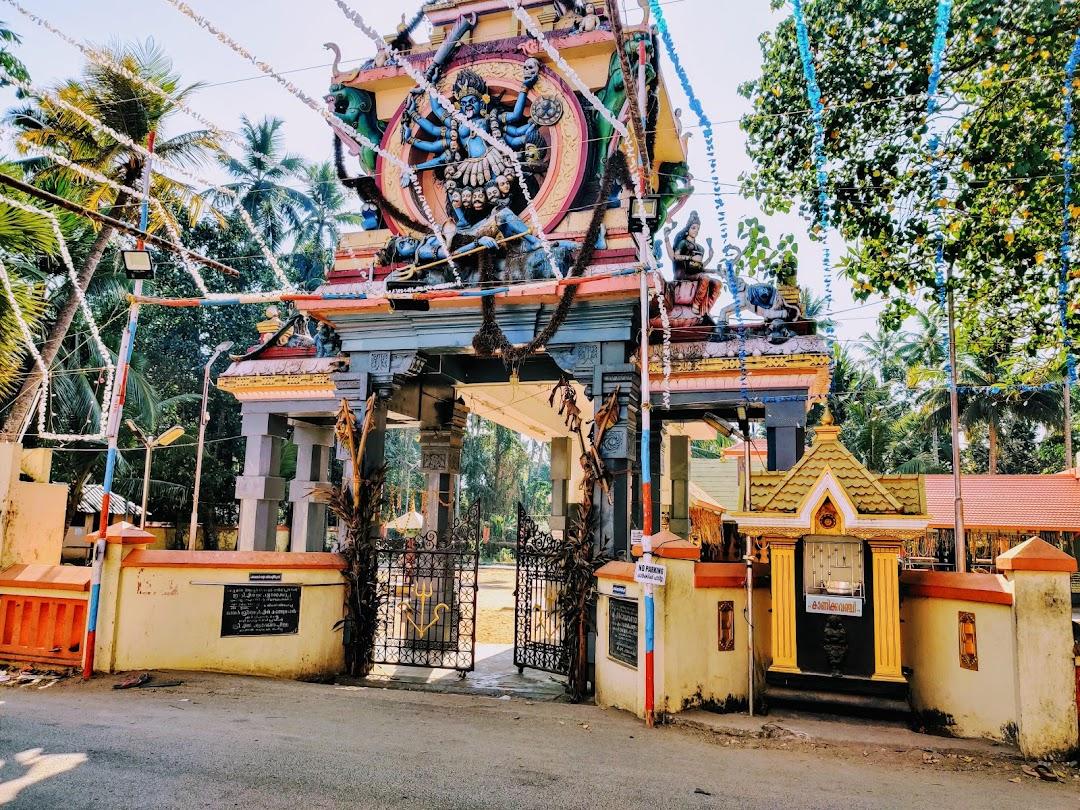 Vellayani Temple